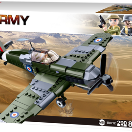 Sluban Sluban Gevechtsvliegtuig British Army