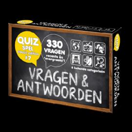 Puzzles & Games Vragen & Antwoorden (classic edition 7)