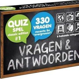 Puzzles & Games Vragen & Antwoorden (classic edition 1)