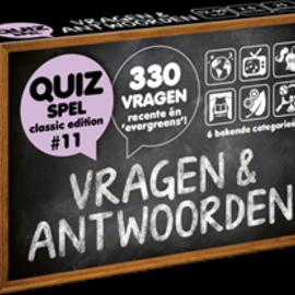 Puzzles & Games Vragen & Antwoorden (classic edition 11)