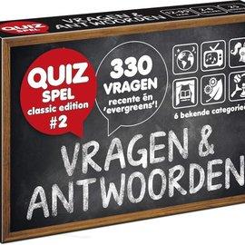 Puzzles & Games Vragen & Antwoorden (classic edition 2)