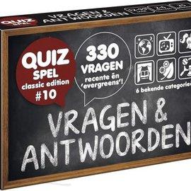 Puzzles & Games Vragen & Antwoorden (classic edition 10)