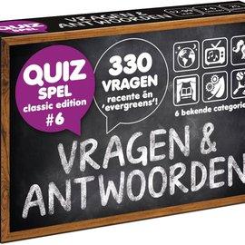 Puzzles & Games Vragen & Antwoorden (classic edition 6)