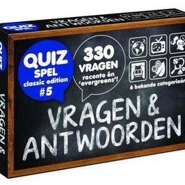 Puzzles & Games Vragen & Antwoorden (classic edition 5)