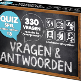 Puzzles & Games Vragen & Antwoorden (classic edition 8)