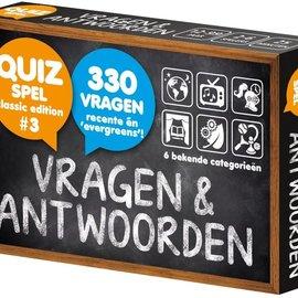 Puzzles & Games Vragen & Antwoorden (classic edition 3)