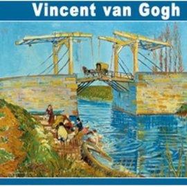 Puzzelman Puzzelman puzzel Vincent van Gogh - Brug te Arles (1000 stukjes)