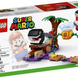 Lego Lego 71381 Uitbreidingsset: Chain Chomp-junglegevecht