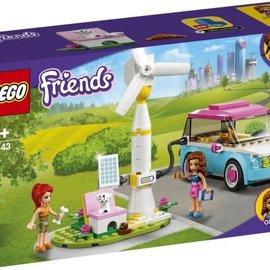 Lego Lego 41443 Olivia's elektrische auto