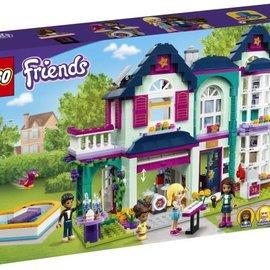 Lego Lego 41449 Andrea's familiehuis