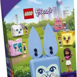 Lego Lego 41666 Andrea's konijnenkubus