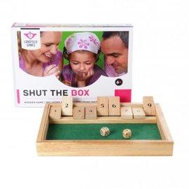 Longfield games Shut the Box (2 spelers)