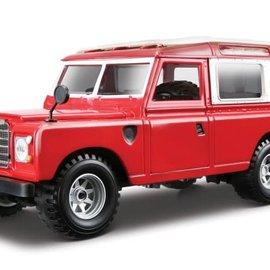 Bburago Bburago Land Rover  110 - 1:24