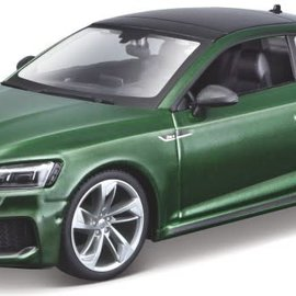 Bburago Bburago Audi RS 5 Coupe 2019 -1:24