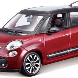 Bburago Bburogo Fiat 500L 1:24