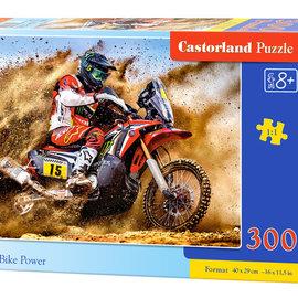 Castorland Castorland puzzel Dirt Bike Power (300 stukjes)