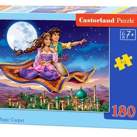 Castorland Castorland puzzel Het Magisch tapijt (180 stukjes)