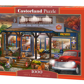 Castorland Castorland puzzel Jeb's General Store (1000 stukjes)