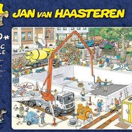 Jumbo Jan van Haasteren puzzel - Bijna klaar? (1000 stukjes)