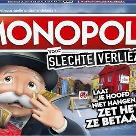 Hasbro Hasbro Monopoly - Slechte Verliezers