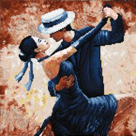 Diamond Dotz Diamond Dotz Tango Passion (41 x 41)