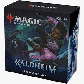 Magic The Gathering Magic The Gathering - Kaldheim Prerelease Pack