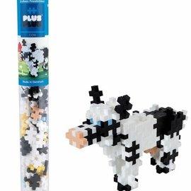 Plus-Plus Mini Basic Plus-Plus Buis Koe: 100 stuks