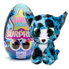 Lumo Lumo Stars Surprise Egg blauw gevlekt