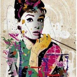 Heye Heye puzzel People - Audrey (1000 stukjes)