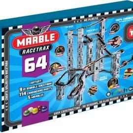 Marble Racetrax Marble Racetrax 9 meter - 64 bouwkaarten - Grand Prix set