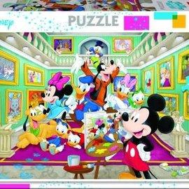 Educa Educa puzzel Kunstgallerij van Mickey (1000 stukjes)