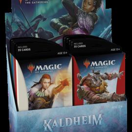 Magic The Gathering Magic The Gathering - Kaldheim Theme Booster