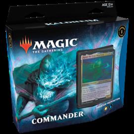 Magic The Gathering Magic the Gathering - Kaldheim Commander Deck