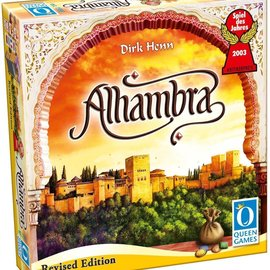 Queen games Queen Games Alhambra Revised Edition