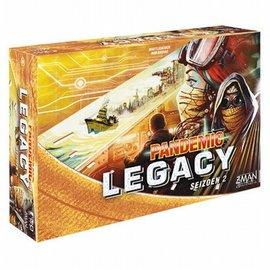 Z-Man Games Z-Man Games Pandemic Legacy Seizoen 2 Yellow (NL)