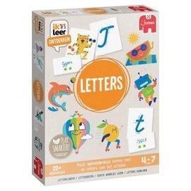 Jumbo Jumbo Ik Leer Ontdekken-Letters
