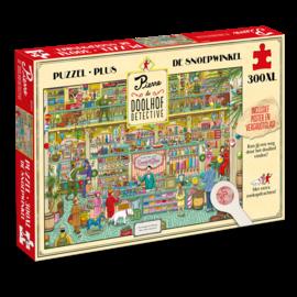 Tucker's Fun Factory Pierre de Doolhof Detective - De Snoepwinkel (300XL stukjes)