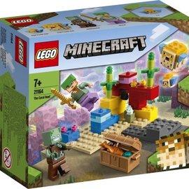 Lego Lego 21164 Het Koraalrif