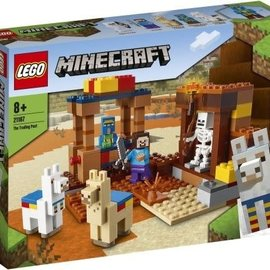 Lego Lego 21167 The Trading Post
