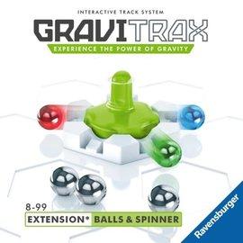 Ravensburger Ravensburger Gravitrax - Balls & Spinner
