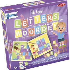 Tactic Selecta TacTic Ik leer Letters en Woorden