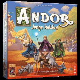 999 Games 999 Games Andor - Jonge helden