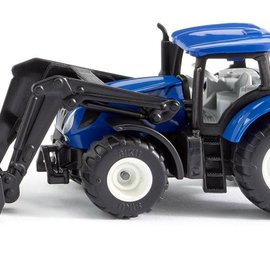 Siku Siku 1396 New Holland Tractor met voorlader