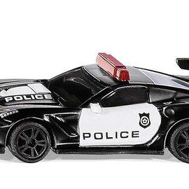 Siku Siku 1545 Chevrolette Corvette ZR1 US-Police