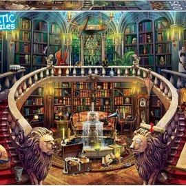 Educa Educa puzzel Bibliotheek (500 stukjes)