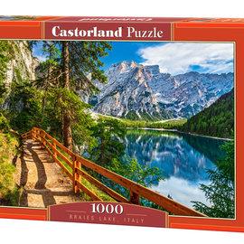 Castorland Castorland puzzel Braies Lake, Italy (1000 stukjes)