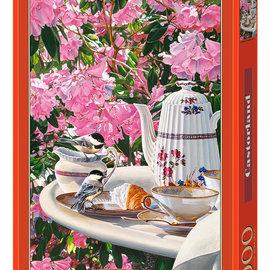 Castorland Castorland puzzel Breakfast time (1000 stukjes)