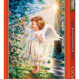 Castorland Castorland puzzel An angels's touch (1000 stukjes)