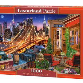 Castorland Castorland puzzel Brooklyn Bridge Lights (1000 stukjes)