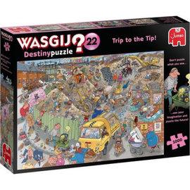 Jumbo Wasgij Destiny 22 - Alles op een Hoop! (1000 stukjes)